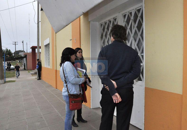 La Justicia inspeccionó la escuela Jesús el Maestro