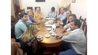 La UCR, el PRO y el massismo sellaron el acuerdo electoral en Entre Ríos