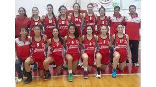 U17. Las jóvenes de Uruguay tuvieron que esforzarse para superar al combinado de Paraná en la final. Fue en tiempo extra.
