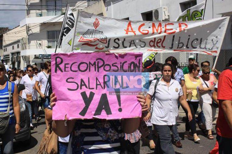 Agmer convocó a una jornada provincial de lucha el 17 de junio
