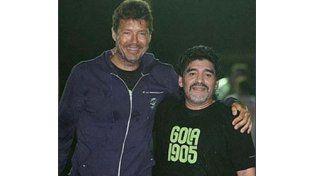 El ex 10 fue contundente y criticó la actitud del Cabezón en el programa El show del fútbol.