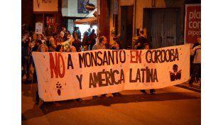 Luchas. Las manifestaciones ambientalistas le apuntan a la multinacional Monsanto.