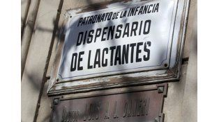 El espacio donde funcionaba el Dispensario del Lactante fue recuperado por la comuna.  Foto: Internet