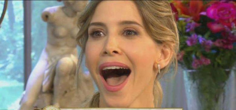 La incómoda pregunta de Mirtha a Guillermina Valdés