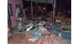 Detuvieron a cinco personas al allanar un local nocturno en Villaguay