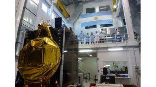 El satélite de comunicaciones Arsat 2 sería lanzado en septiembre