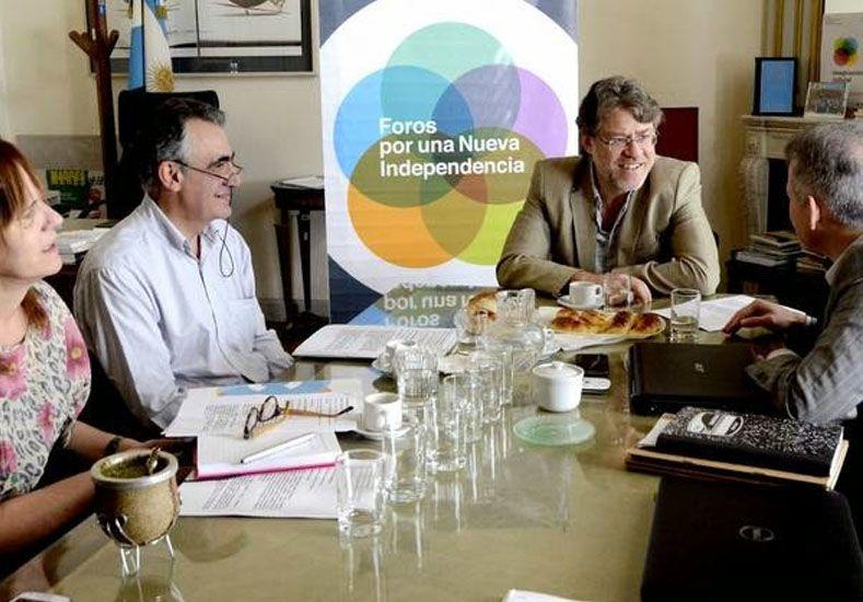 Entre Ríos tendrá su foro por una Nueva Independencia