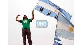 Desde la asamblea cuestionaron al Gobierno Nacional por aprobar la instalación de la pastera Montes del Plata en Argentina.  (Foto UNO/Archivo/Ilustrativa)