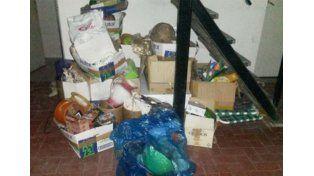 Desvalijada. La comisaría tercera recuperó lo robado en una casa.
