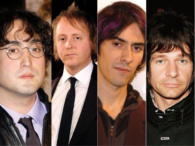 Los otros cuatro. La segunda generación Beatles se junta para hacer música.