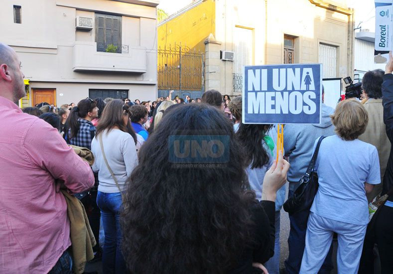 #NiUnaMenos en imágenes