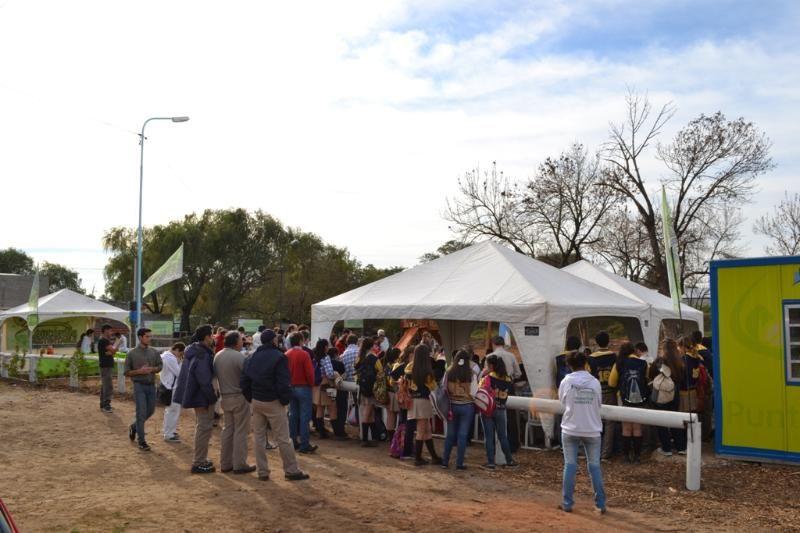 Concejales de Concordia sesionaron en exbasural convertido en Punto Limpio