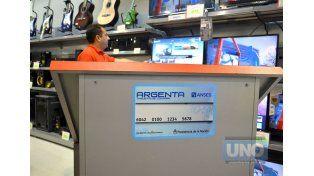 Créditos. El sistema ofrece a los adultos planes de 40 cuotas.  Foto UNO/Mateo Oviedo