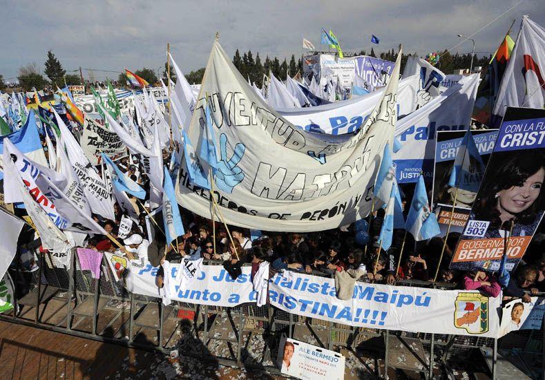 Cristina: La vida se protege con políticas públicas