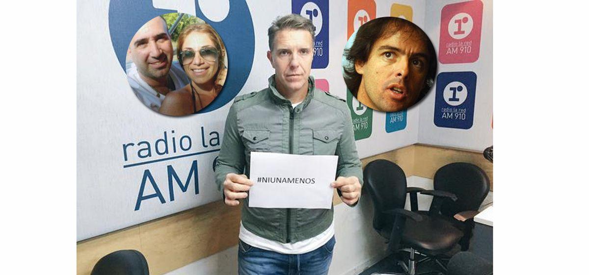 Fantino propuso que sus colegas se sumen a #NiUnaMenos pero Anello y Closs no pueden