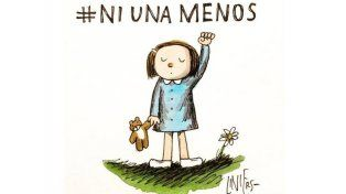 Dibujo de Liniers.