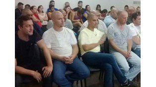 Urribarri insiste en declarar por escrito en el juicio a policías