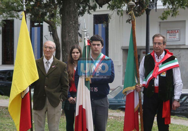 La comunidad italiana celebró el Día de República de Italia