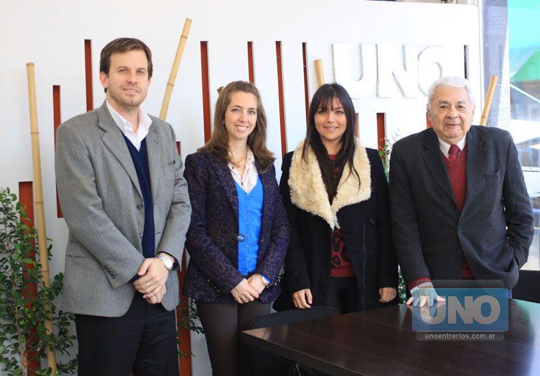 Invitación. El Colegio de Abogados participará de la jornada.  Foto UNO/Juan Ignacio Pereira