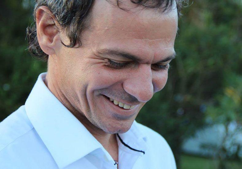 Lucas Llach acompañará a Ernesto Sanz en su fórmula presidencial