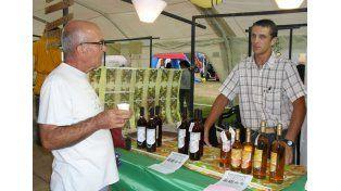 Emprendimiento. El vino artesanal es otro de los rubros que apoya el programa.