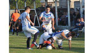 El equipo vialense se hizo fuerte en Concepción del Uruguay.
