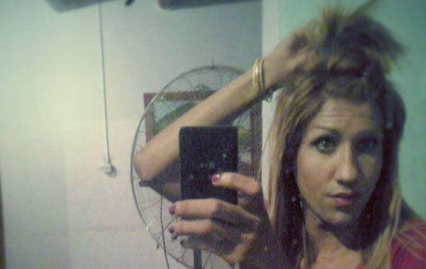 selfie. La joven acostumbraba a subir sus fotos a las redes sociales.