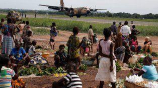 Soldados de la ONU habrían violado a varios niños africanos
