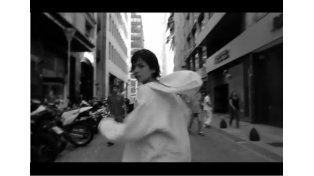 Agustina Cherri, protagonista de un corto muy erótico
