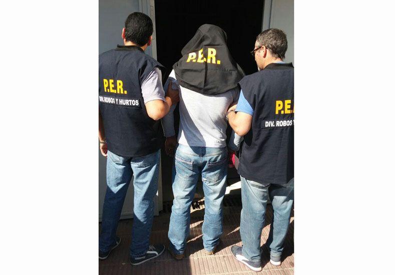 Ariste fue detenido en inmediaciones de barrio El Perejil
