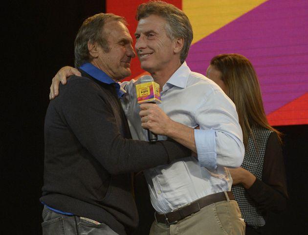 Macri elogió a Reutemann y destacó que tenerlo como vicepresidente sería un lujo