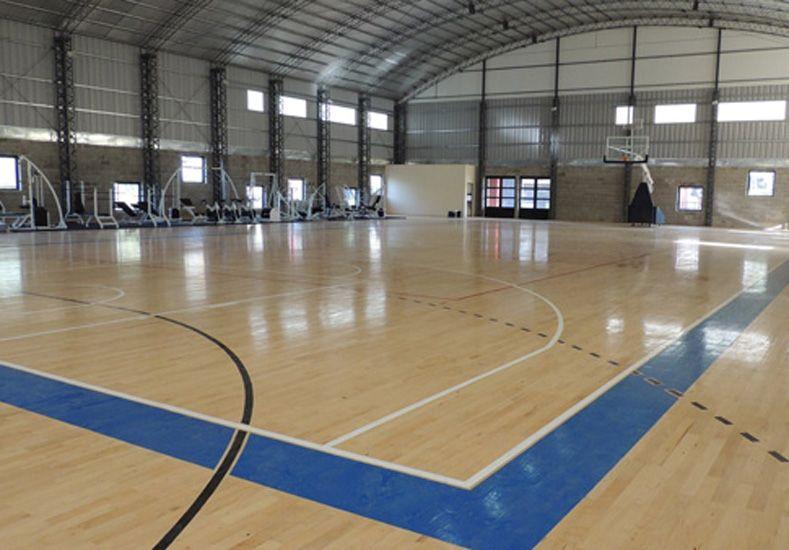 Educación y deporte. Los gimnasios en Oro Verde y Concordia.