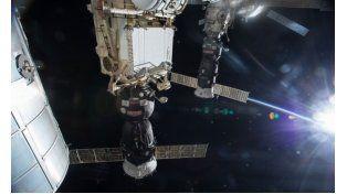 La nave rusa Progress se precipita sin control hacia la Tierra