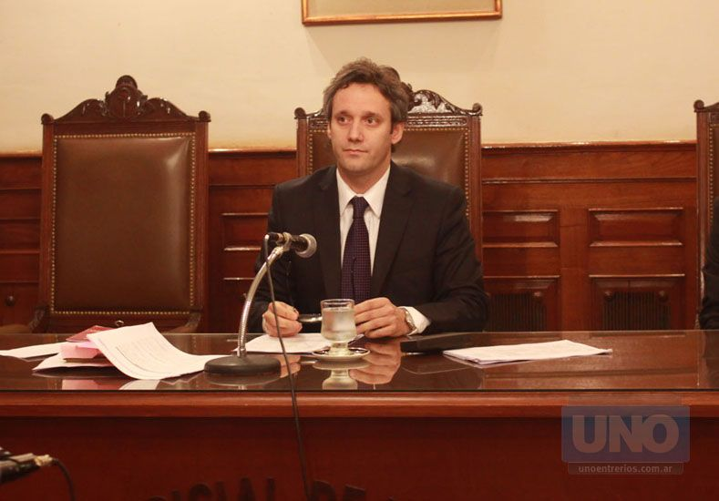 Leandro Ríos. (Foto: UNO/Archivo)