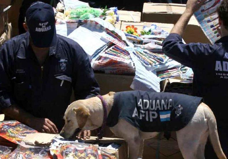 En el Día del Animal, AFIP jubilará a 16 perros de la Aduana