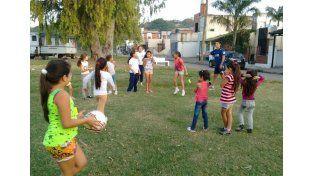 Juegos. Puerto Viejo y Puente Blanco promueven actividades.