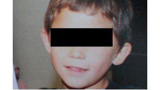 El niño CR tenía 6 años cuando fue asesinado por el menor CC.