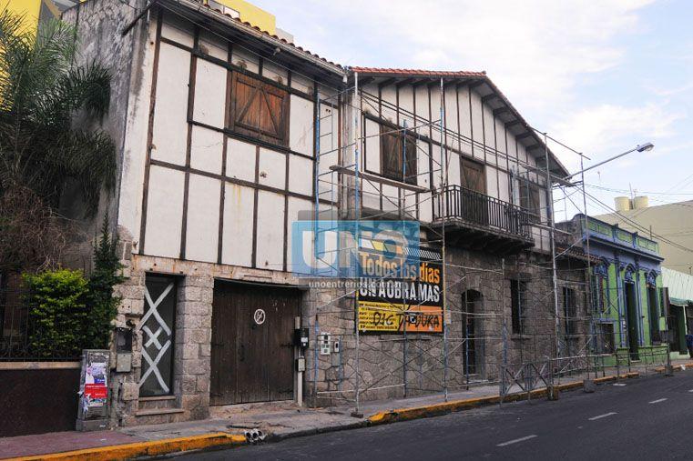 Empezó la mudanza de la Escuela de Música de Paraná al edificio nuevo