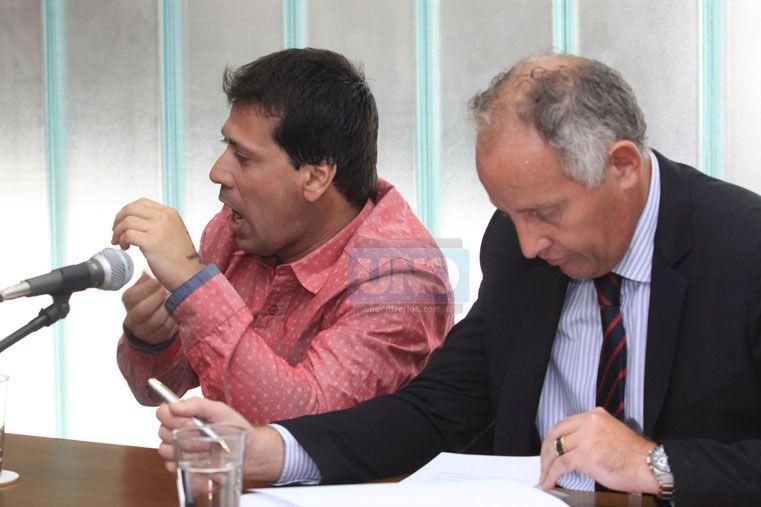 Barrientos firmó la condena a 11 años de cárcel por el doble crimen del Paraná XX