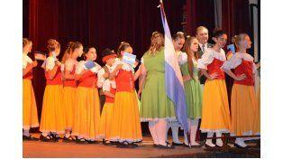Tradición. Desde hace 10 años se celebra con música y bailes.