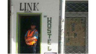 Hostel Link de Córdoba. Foto: La Voz del Interior.