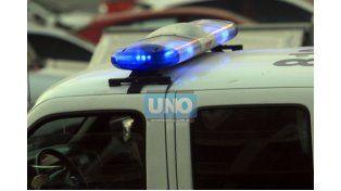 Vecinos detuvieron a un presunto ladrón y le dieron un golpiza