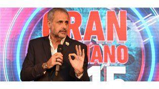 """Jorge Rial: """"En la primera gala de 'Gran Hermano 2015' algo fuerte va a pasar"""""""