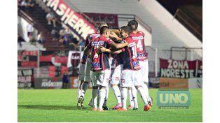 Patronato acumula cuatro victorias consecutivas en condición de local.   Foto UNO/Diego Arias