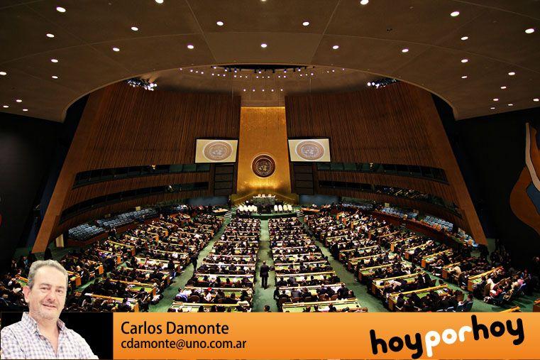 Naciones Unidas y un aporte a la confusión global