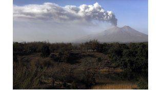 El  Calbuco entró en otra fase de inestabilidad y las cenizas persistirán sobre Entre Ríos