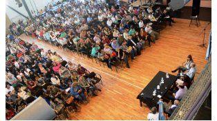 Se realizó el lanzamiento de la décima cohorte del Programa Médicos Comunitarios. (Foto: Prensa Gobernación)