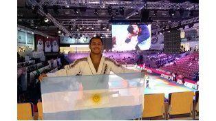 Estuvo en el Abu Dhabi World Professional Championship 2015.