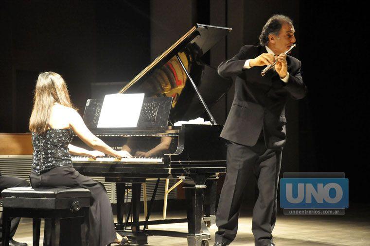 Primer nivel. Tanto Peluso como Barile llegan con amplios lauros nacionales e internacionales.  Foto UNO/Archivo