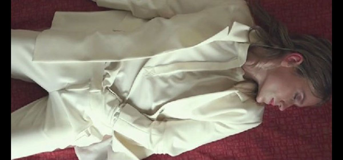 Brenda Gandini, en un video muy hot